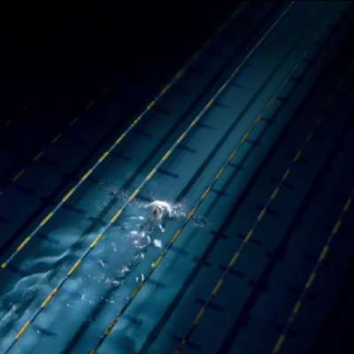 Michael Phelps Under Armour ad