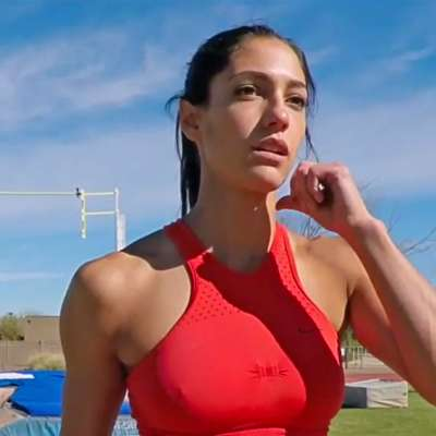 Allison Stokke aims high