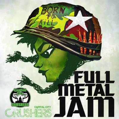 Capital City Crushers present 'Full Metal Jam'