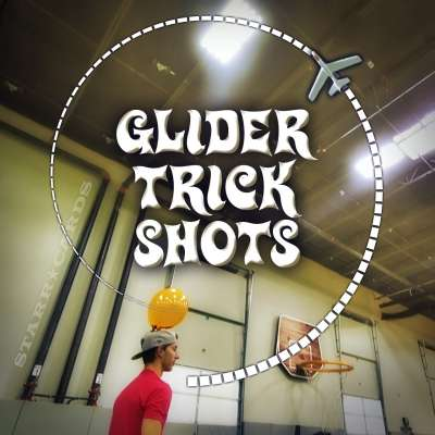 "Dude Perfect's ""Glider Trick Shots"" includes a dangerous looping flight"