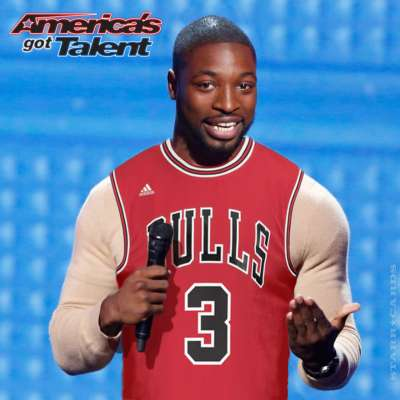 Dwyane Wade look alike Preacher Lawson entertains on 'America's Got Talent'