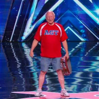 Krazy George gets the wave going on 'America's Got Talent'