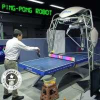 Omron ping-pong robot aka FORPHEUS