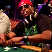 Paul Pierce plays at the World Series of Poker.