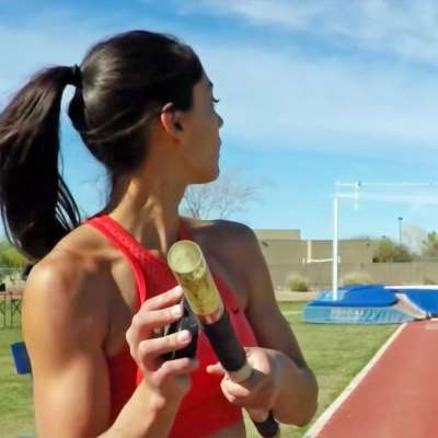Pole vaulter Allison Stokke looking ahead to new challenges