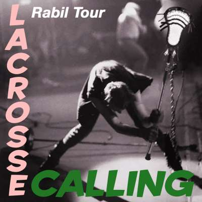 Rabil Tour parody of 'London Calling' album cover from the Clash