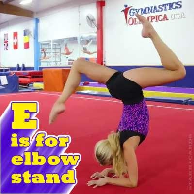 Rebecca Zamolo takes ABC gymnastics challenge