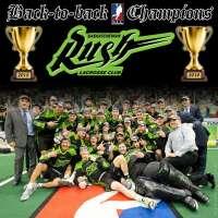 Saskatchewan Rush: 2015 and 2016 National League Lacrosse Champions