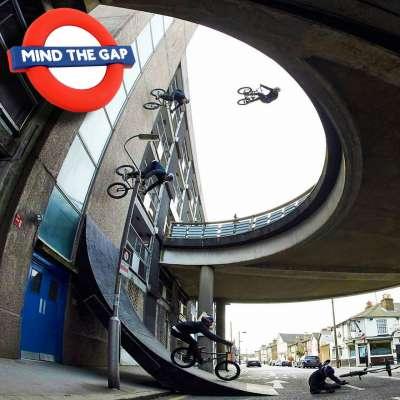 Sebastian Keep takes BMX wall rides to the next level in 'Walls'
