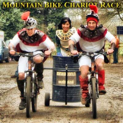 World Mountain Bike Chariot Race Championships