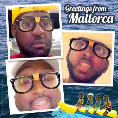 Banana Boat sails again with LeBron James, Chris Paul and Dwyane Wade