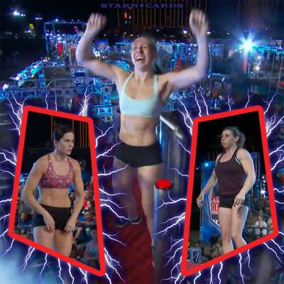Barclay Stockett, Jesse Labreck and Allyssa Beird supercharge 'American Ninja Warrior' Las Vegas Finals