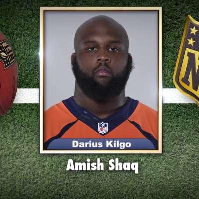 """Broncos' Darius Kilgo named """"Amish Shaq"""" on 'The Tonight Show Starring Jimmy Fallon'"""