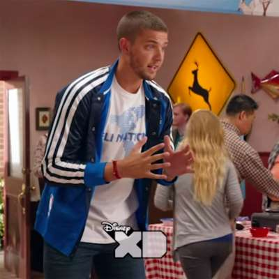 Chandler Parsons guest appears on Kirby Buckets