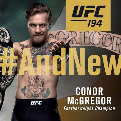Conor McGregor finishes fastest ever UFC title fight at UFC 194