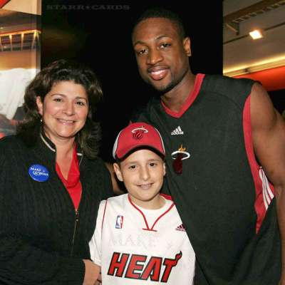 Dwyane Wade grants wish of young Miami Heat fan