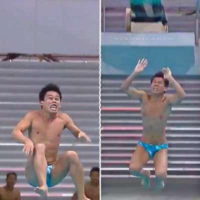 Filipino divers at SEA Games 2015