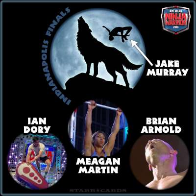 Jake Murray and the Wolfpack (Ian Dory, Meagan Martin, Brian Arnold) at ANW Indianapolis Finals