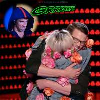 Phantom menace Michael Phelps growls as Miley Cyrus hugs Dave Moisan on 'The Voice'