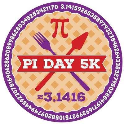 Pi Day 5K fun run