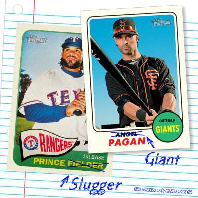 Prince Fielder, Angel Pagan and the most inaccurately named MLB players of all time