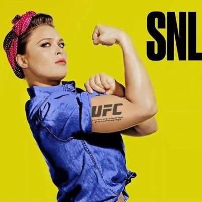 Ronda Rousey hosts Saturday Night Live