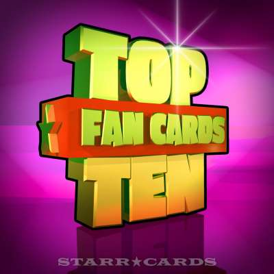 Starr Cards Top Ten Fan Cards 01