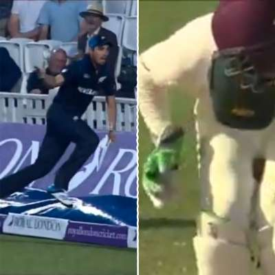 Tim Southee's sixer nixer and Brad Haddin's crotch catch make for amazing cricket