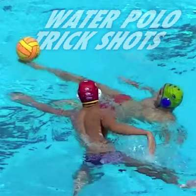 Water polo trick shots with Wolf Wigo and Blake Griffin
